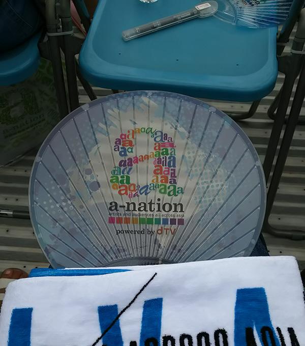 アリーナの座席のイメージ