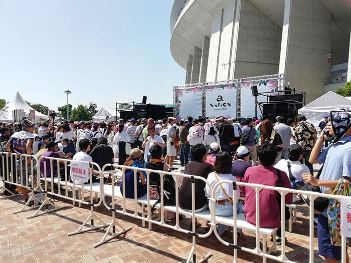 a-nation大阪会場の様子09