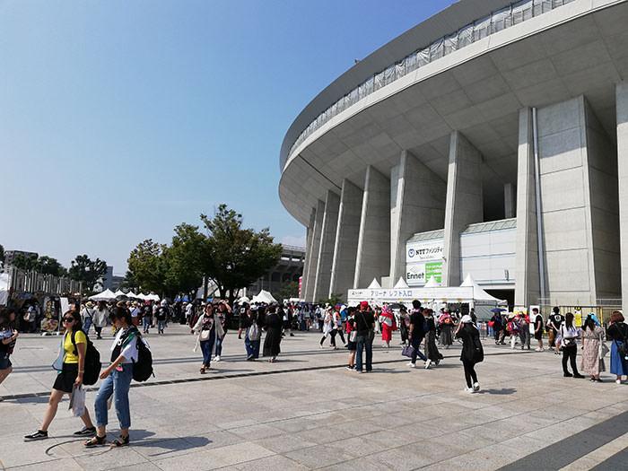 a-nation大阪会場の様子12