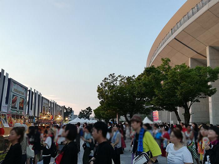 a-nation大阪会場の様子13