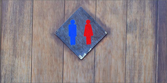 トイレのイメージ図