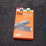 Fire TV Stickでプライムビデオ・dTV・YouTubeなどを大画面のテレビで見れる!
