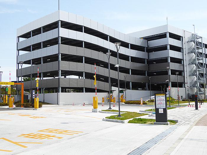 桜島第3駐車場