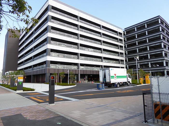 桜島第4駐車場